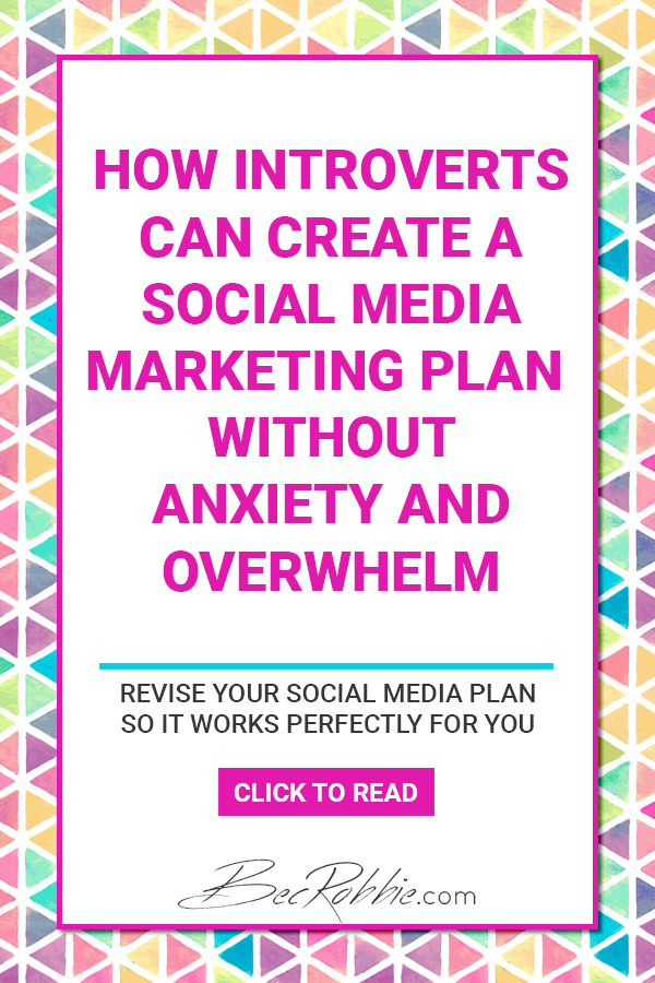 Social Media Marketing Tips for Introverts. How to become a Social Media Influencer.